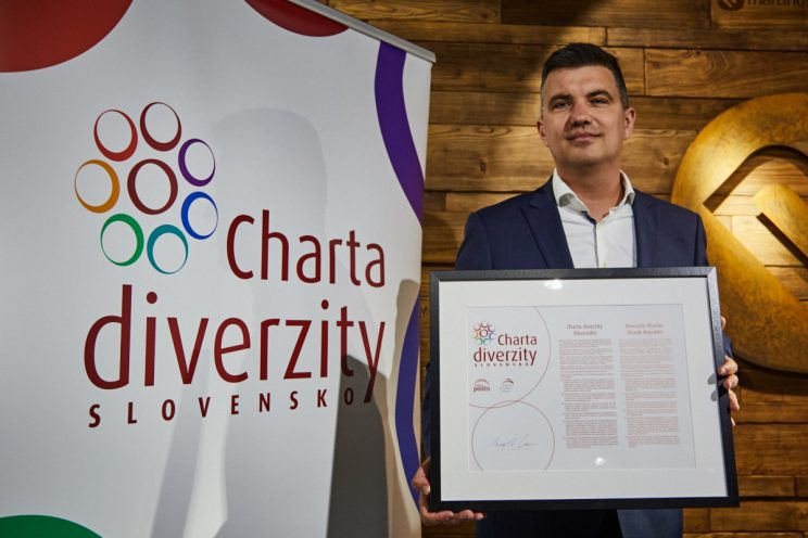 Nadácia pontis_charta diverzity